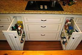 kitchen cabinet slide out custom kitchen cabinets from darryn s custom cabinets serving