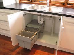 28 under the sink bin place them to storage bin beneath the