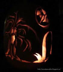 graveyard pumpkin stencil halloween tricks u0026 treats pumpkin carving my wife u0027s muffin