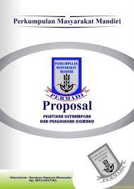 contoh desain proposal keren 12 contoh cover makalah dan proposal beserta cara membuat terbaru
