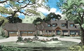 Tuscan Farmhouse Plans House Plan 82261 At Familyhomeplans Com