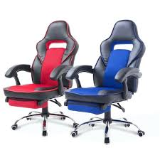 Reclining Office Chairs Reclining Office Chair With Footrest U2013 Adammayfield Co