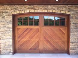 Wooden Door Designs Garage Doors Garage Door With Wood Doors And Carriage Clearville