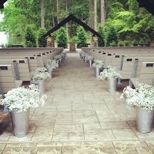 wedding aisle decorations beautiful aisle decorations for outdoor wedding images styles