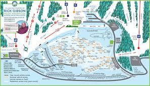 Vancouver Washington Map by Mount Washington Accommodation Village Map