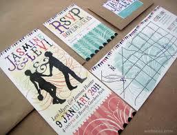 25 creative and wedding invitation card design ideas