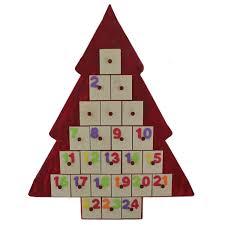 christmas crafts diy christmas tree advent calendar the works