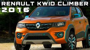 new renault kwid 2016 renault kwid climber review rendered price specs release date