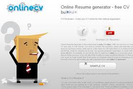 Build Your Resume Online Free by Resume Pixelpush Design