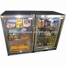 mini glass door fridge freezer door global sources