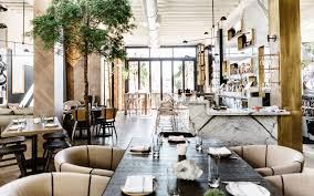 the dining room santa monica norah restaurant u2014 an eclectic american restaurant in the heart of