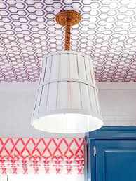 Diy Light Pendant Brighten Up With These Diy Home Lighting Ideas Hgtv U0027s Decorating