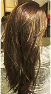 back of the hair long layers photo gallery of long hairstyles layers back view viewing 14 of
