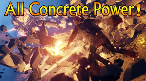 infamous second son all concrete powers youtube