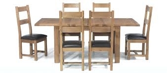 Extending Dining Table And Chairs Uk Dining Chairs Rustic Oak Dining Room Table Solid Furniture