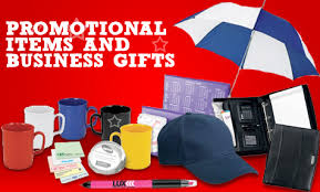 promotional items and business gifts banner