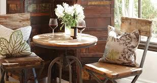 Hadley Bistro Chair Rustic Bistro Table U2013 Valeria Furniture