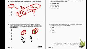 staar review 7th grade test items 11 16 youtube