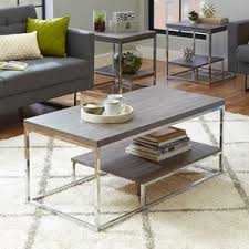 Living Room Tables Coffee Table Sets You U0027ll Love Wayfair