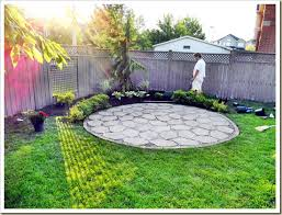 Diy Fire Pit Patio by Diy Patio Put A Fire Pit In The Middle And You Have Bliss In
