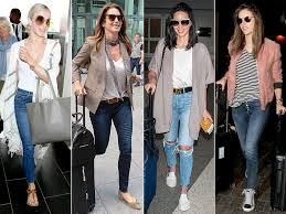 traveling outfits images Celebrity inspired travel outfit equations to shop now jpg