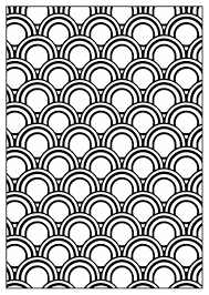 art deco pattern coloring page style n 5 from the gallery