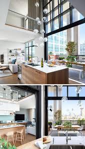 falken reynolds have designed the interiors of this loft apartment