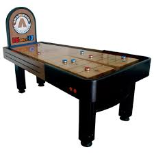 ricochet shuffleboard table for sale snap back summit model shuffleboard table with optional coin op