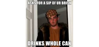 Scumbag Meme - internet meme scumbag steve becomes focus of latest brisk iced