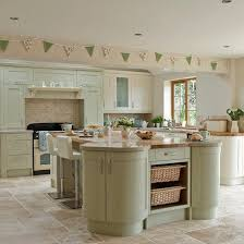 Green Country Kitchen Kitchen Country Kitchen Designs Style Kitchens Green Cabinets