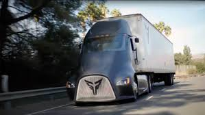 truck tesla startup thor trucks jumps in the ring with tesla new electric