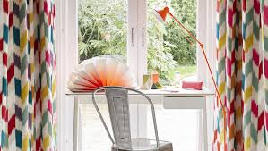 Orange Patterned Curtains How To Choose The Perfect Curtains For Your Room