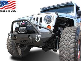 jeep front bumper jk front bumper defender mid width jeep wrangler 07 17