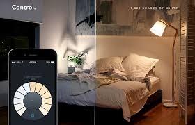 lifx a19 wi fi smart led light bulb adjustable multicolor