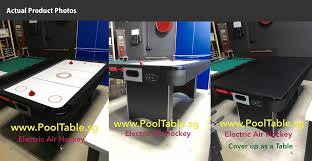 Air Hockey Table Dimensions by Singapore Leading Compact Air Hockey Factory Outlet