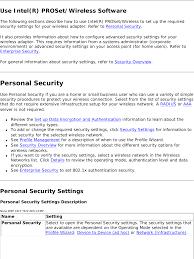 wm3945abg intel pro wireless 3945abg network connection user
