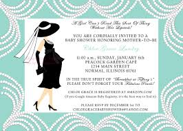 tiffany baby shower invitations cloveranddot com