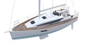sun odyssey 41 ds jeanneau boats the new sailboats and powerboats for 2018 jeanneau