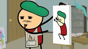 Animated Gif Meme - animated self portrait meme gif wifflegif