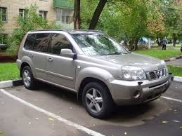 nissan jeep 2005 used 2005 nissan x trail photos 2500cc gasoline automatic for sale