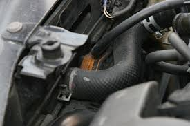 how to replace a leaking radiator hose 14 steps with pictures
