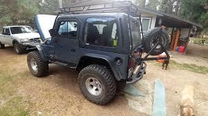 turbo jeep wrangler turbo tj jeep wrangler youtube