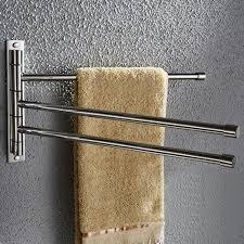 25 best ideas of swivel towel rack