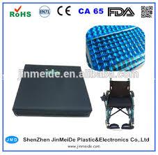 3 layer gel cushion cooling gel seat wheelchair cushion memory