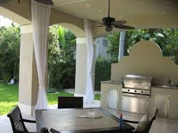 Mosquito Netting Patio Screen Porch With Mosquito Netting Outdoor Curtains Gallery 6 Of 12