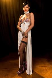 topless pictures of rihanna the evolution of the u0027naked dress u0027 celebs in sheer see through
