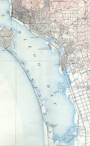 Naval Base San Diego Map by History Of Navy Radio In San Diego
