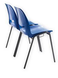Chaise Coque Plastique Empilable Accrochable Non Feu M2 Chaise Coque Plastique Empilable Et Accrochable Chaise Anti Feu