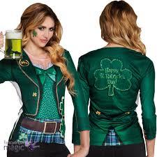 adults irish leprechaun st patricks paddys day fancy dress