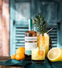 atlantico rum captures the spirit of the caribbean u2014 the dieline